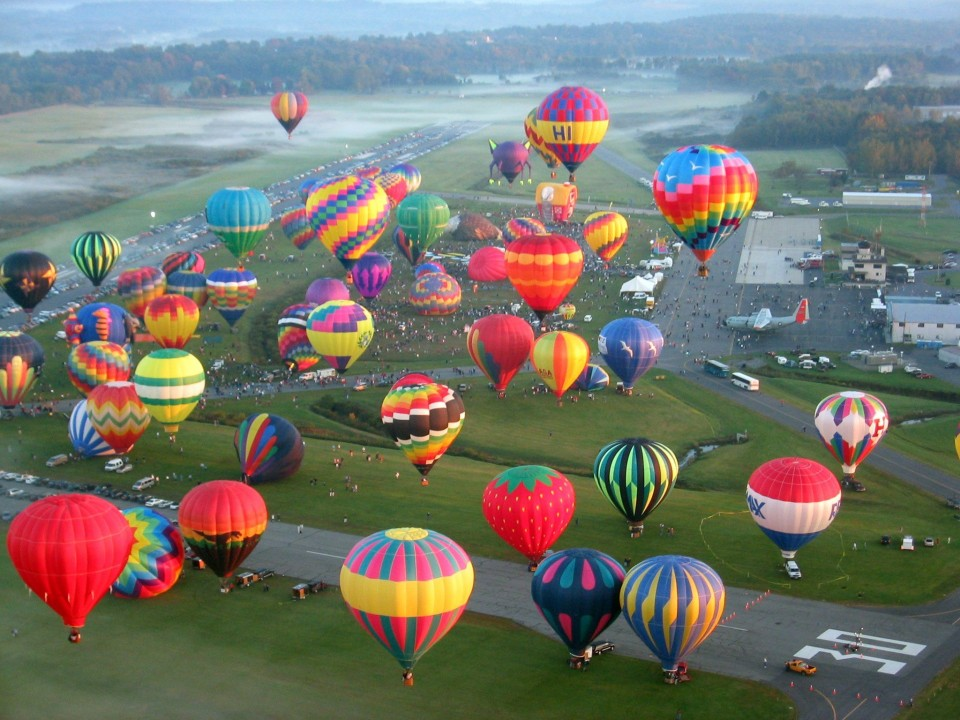 Balloon-fiesta